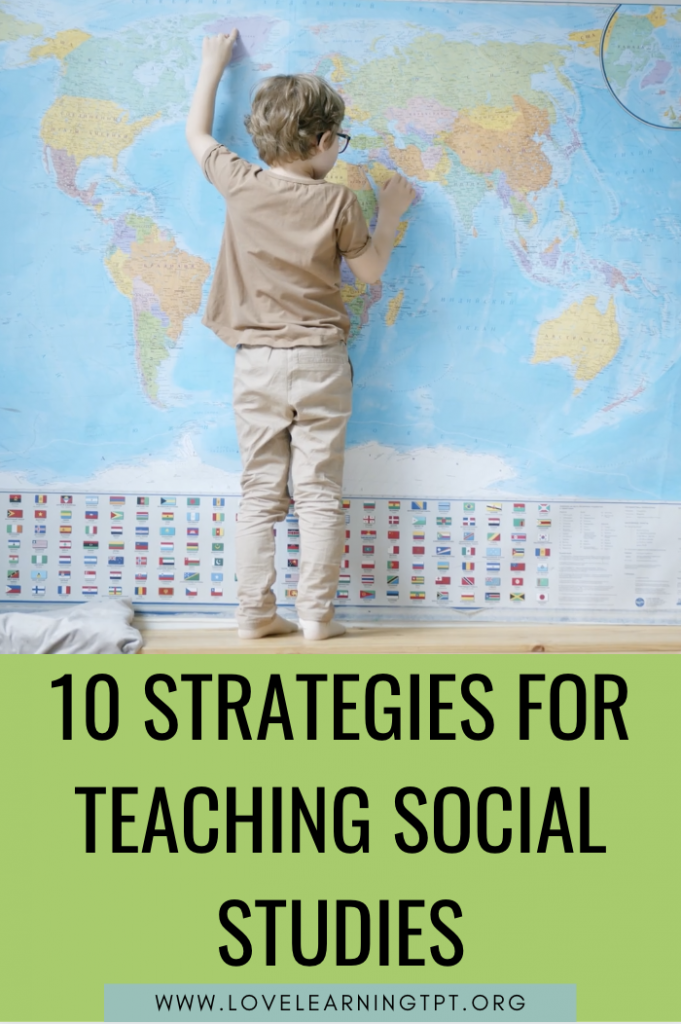 how to be an effective social studies teacher